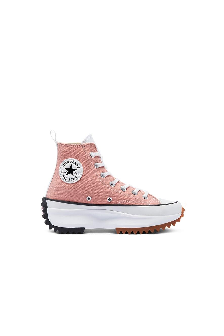 Converse Run Star Hike Three Colour High Top Pink Quartz