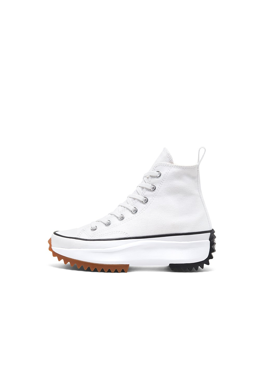 Converse Run Star Hike Lugged High Top White