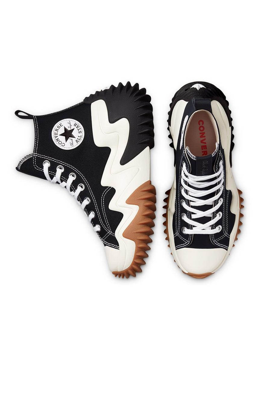 Converse Run Star Motion Platform High Top Black