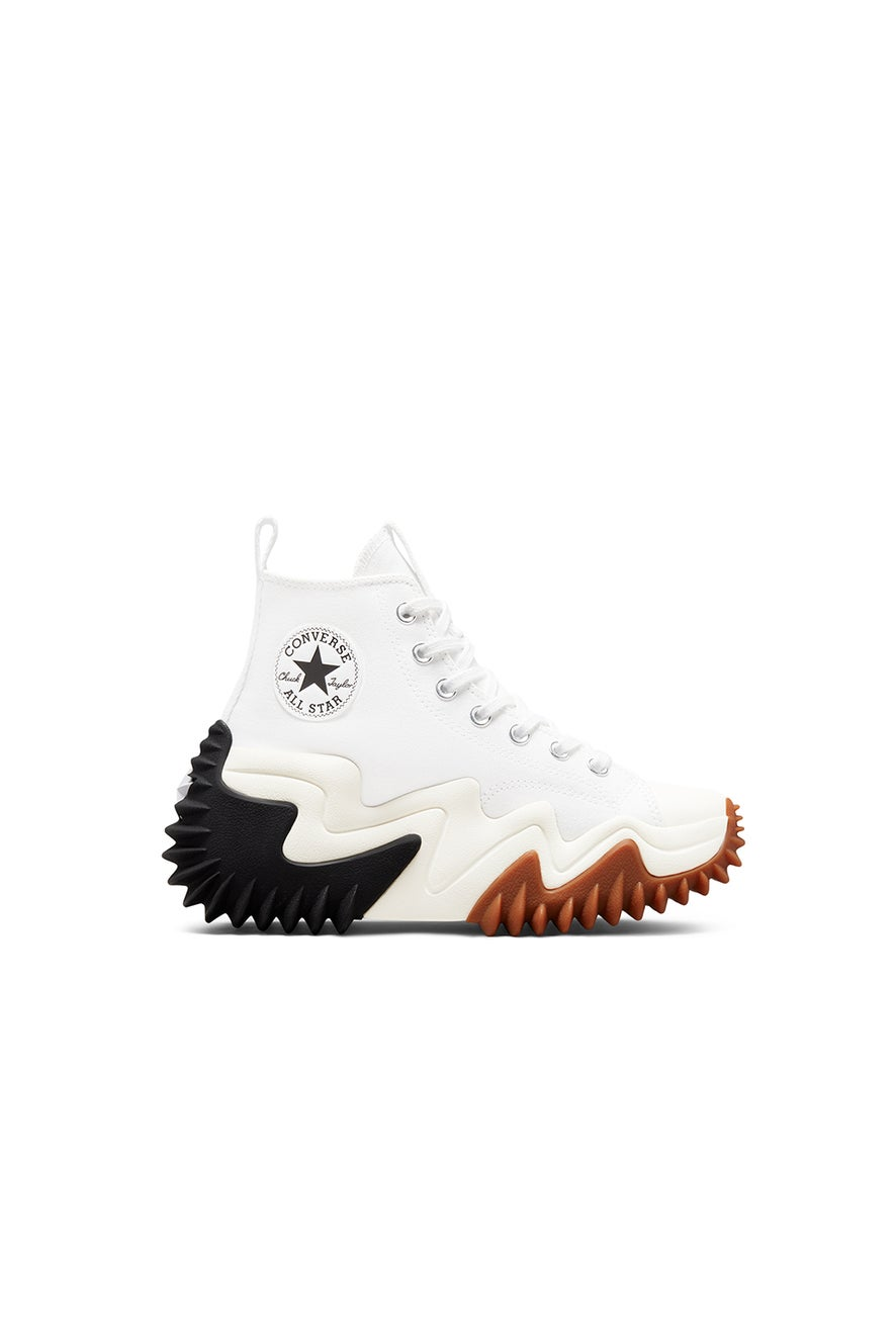 Converse Run Star Motion Platform High Top White