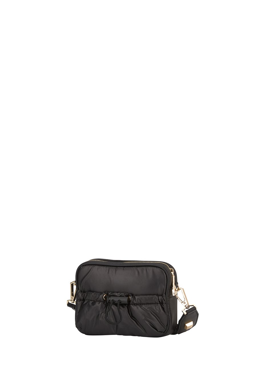 Daisy Quilted Camera Bag