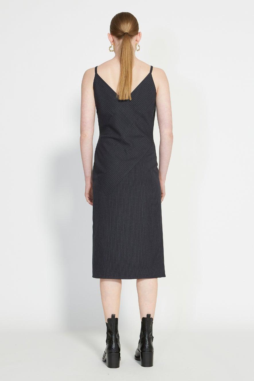 Dark Matter Slip Dress