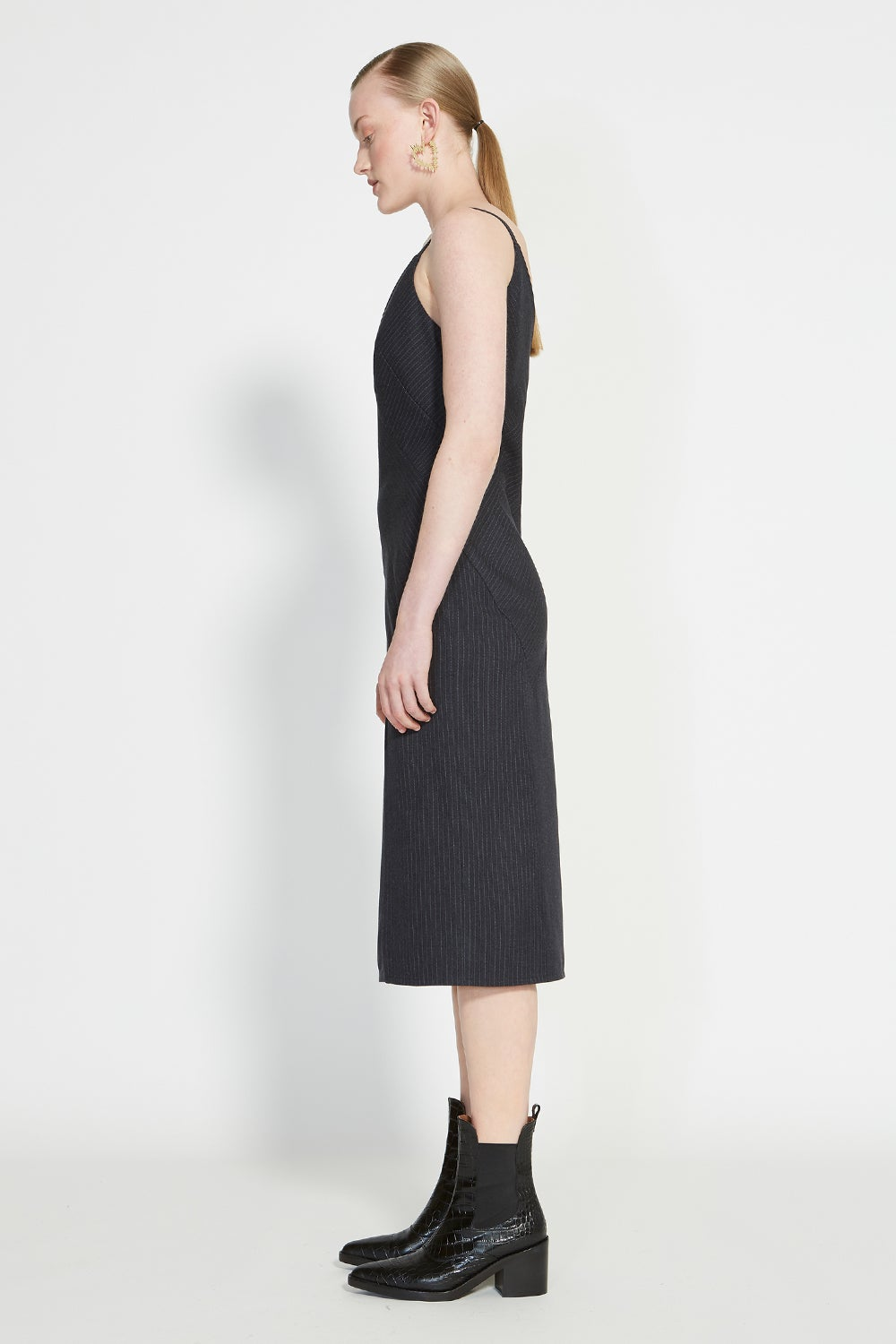 Dark Matter Slip Dress