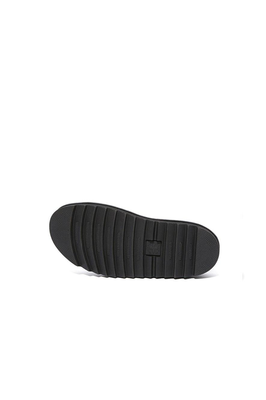 Dr. Marten Voss Sandal Patent Lamper Black