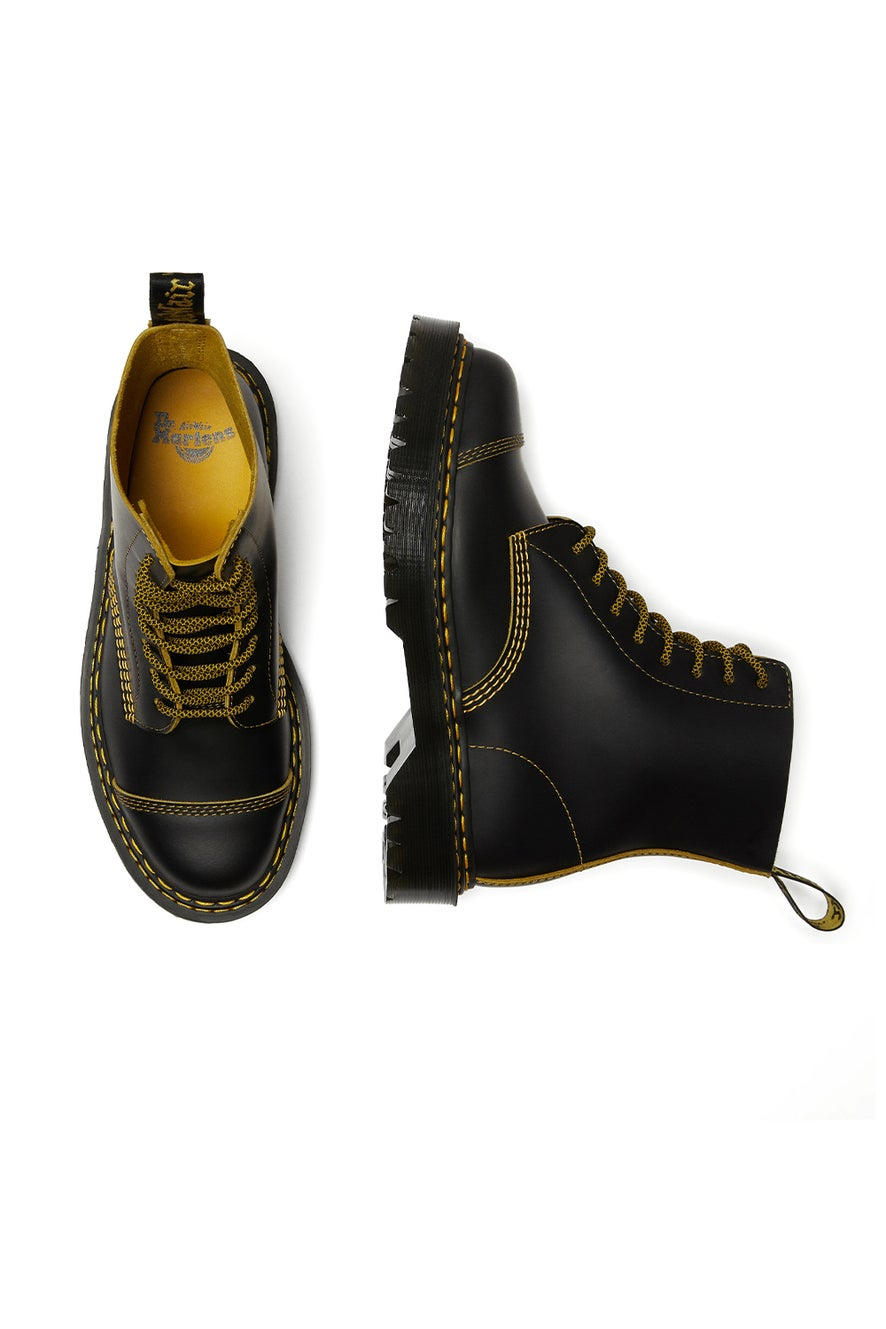 Dr. Martens 1460 Pascal Bex Double Stitch Boot Black