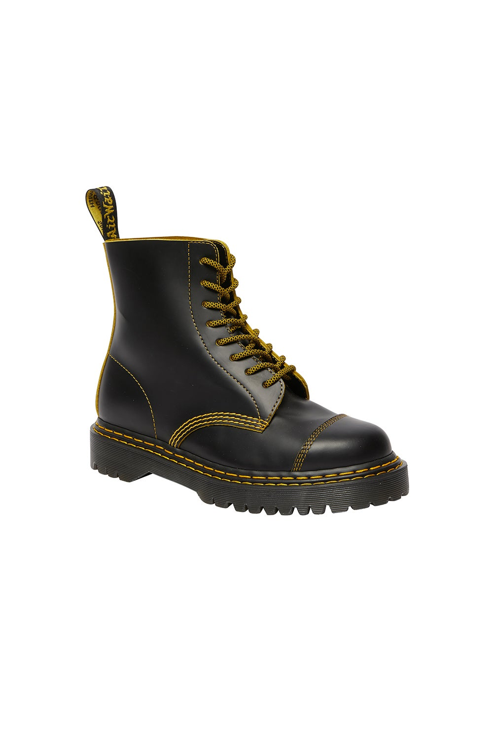 Dr. Martens 1460 Pascal Bex Double Stitch Boot Black