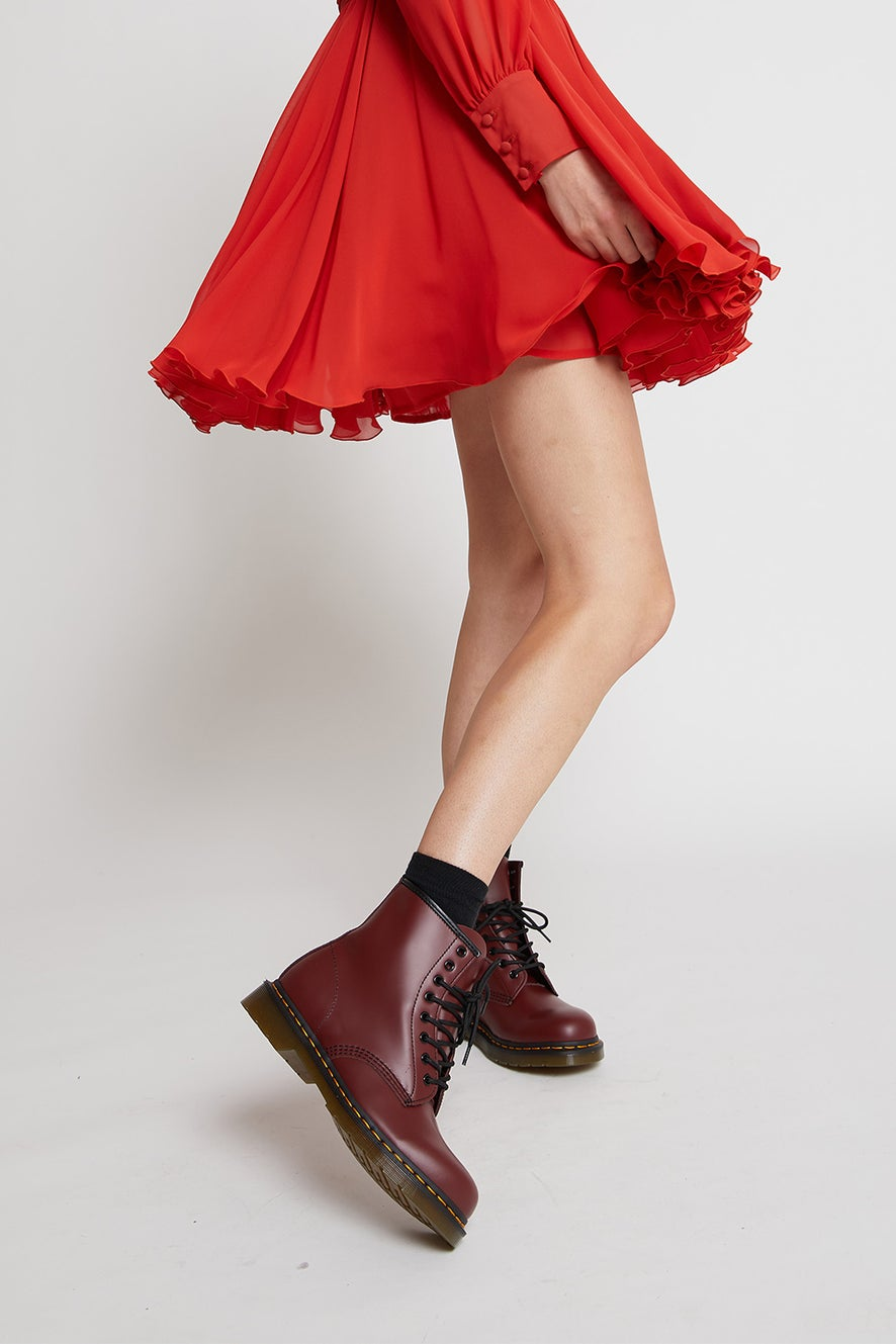 Dr. Martens 1460 Smooth Cherry