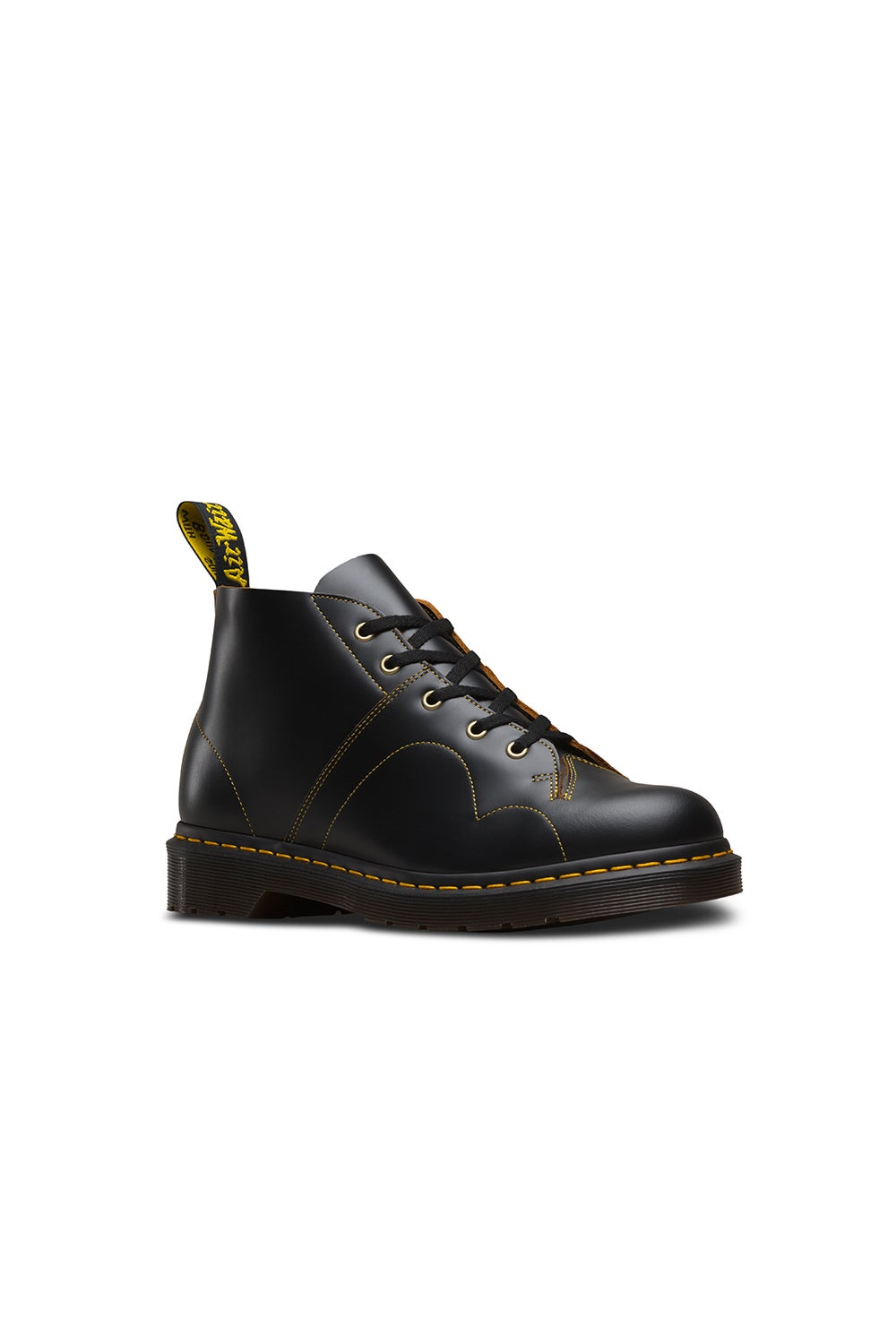 Dr. Martens Church Monkey Boot Black