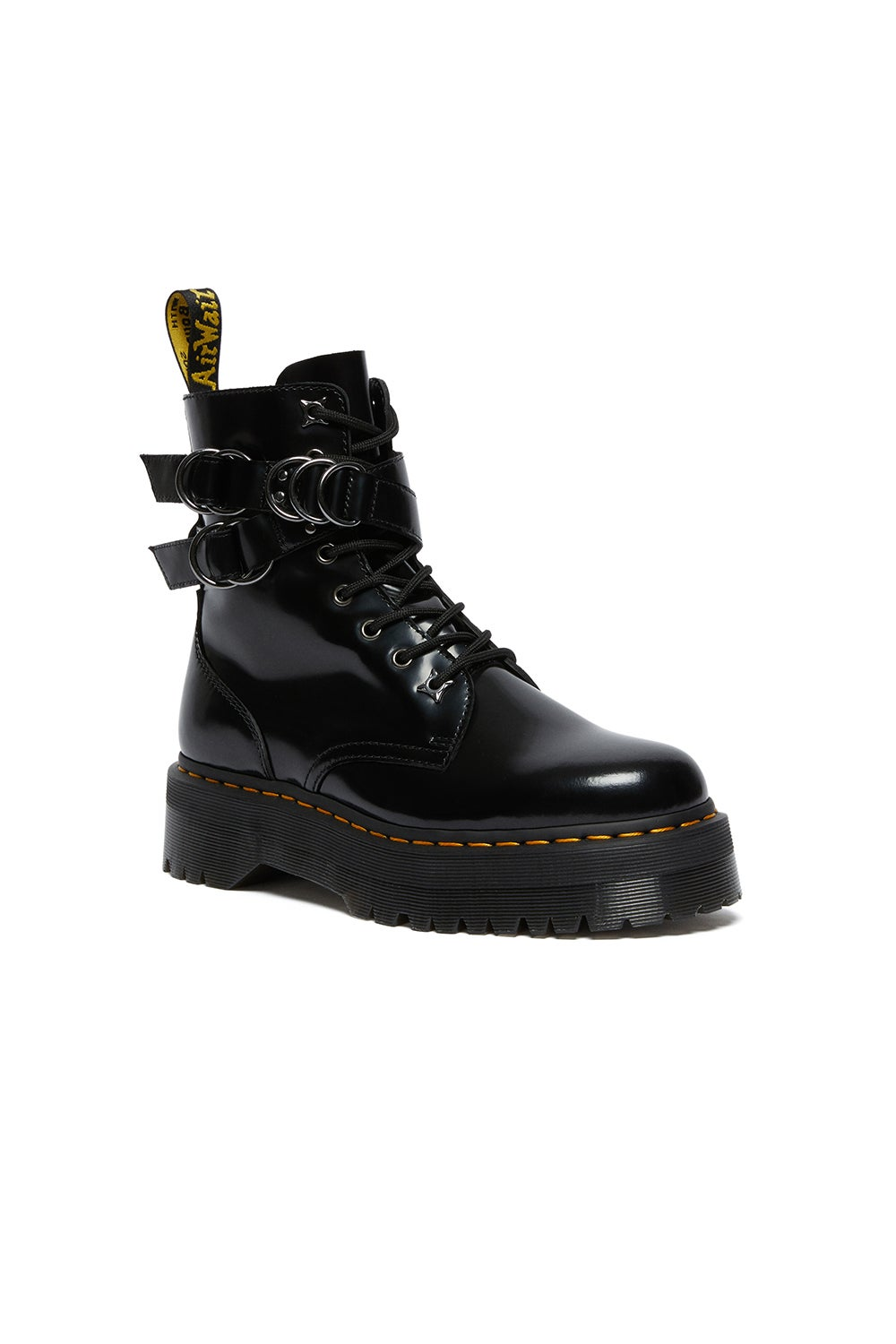 Dr. Martens Jadon Hardware Boot Black