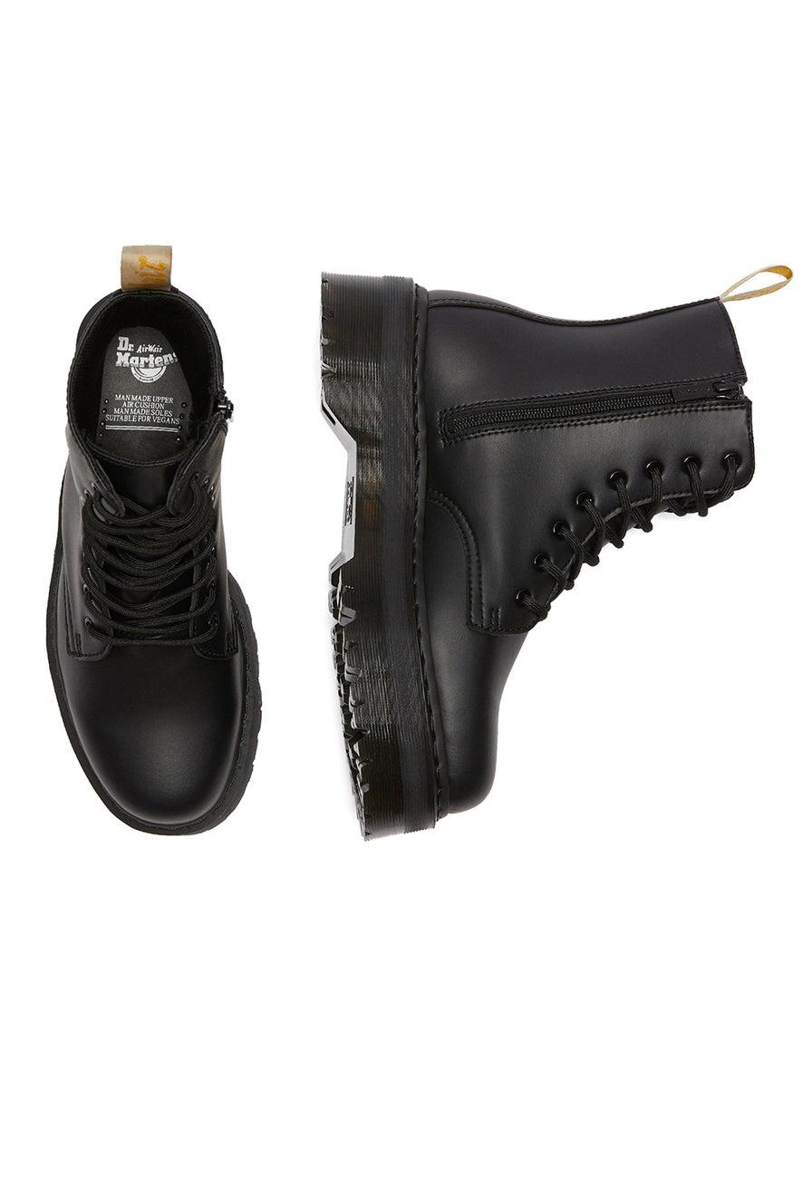 Dr. Martens Vegan Jadon II Mono Boots Black