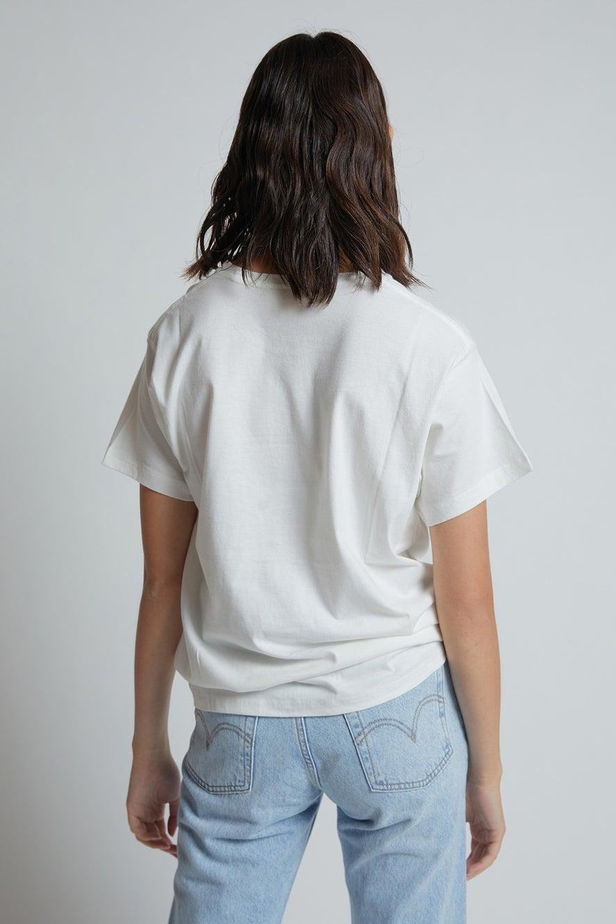 Drummer Girl Organic Cotton T-shirt