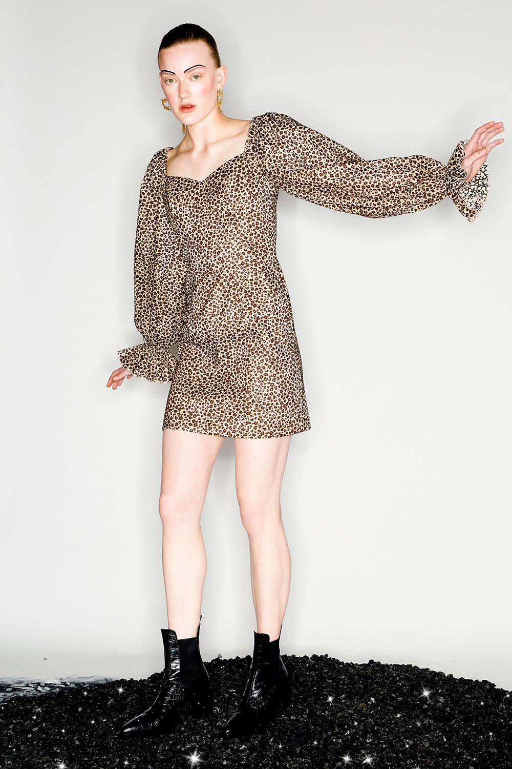 Embers Party Dress
