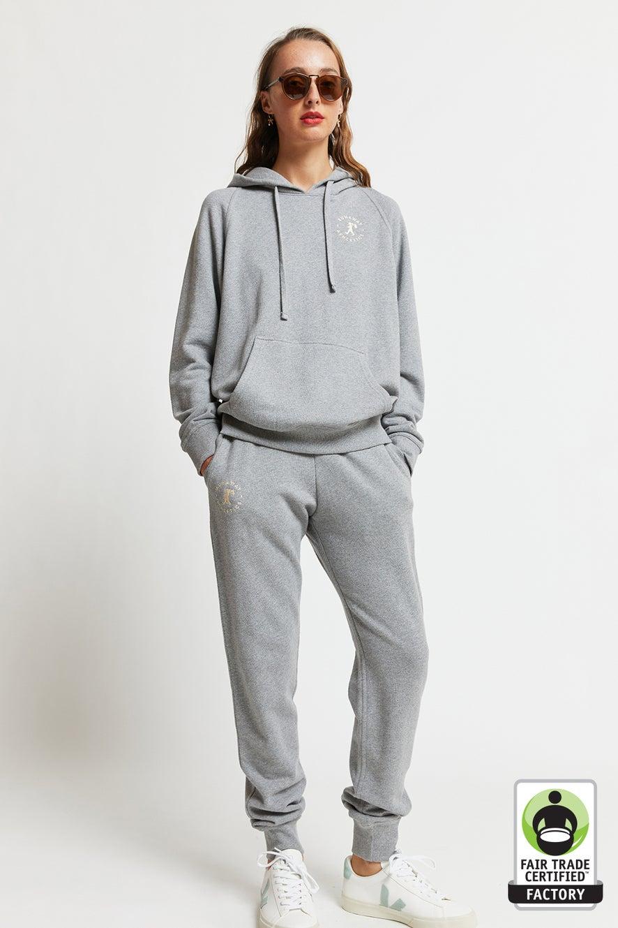 Organic Cotton Boyfriend Trackpants