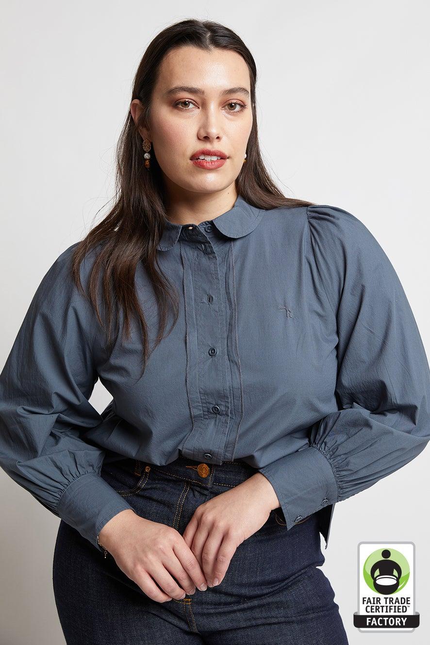 Organic Cotton Mantle Shirt