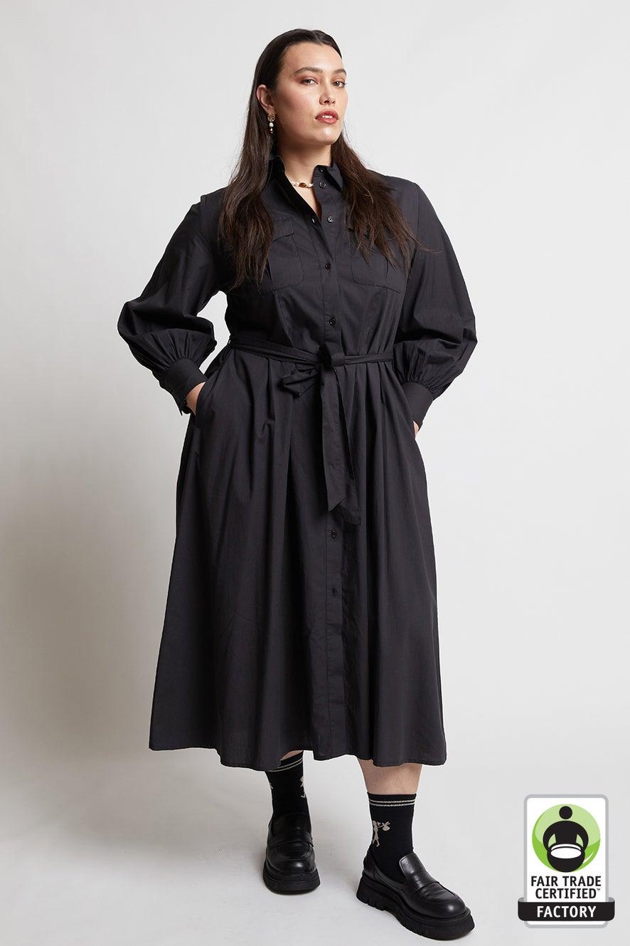 Organic Cotton Service Dress