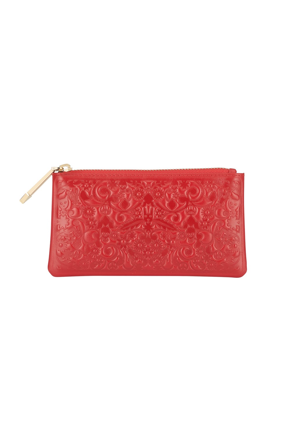 Filigree Zip Purse