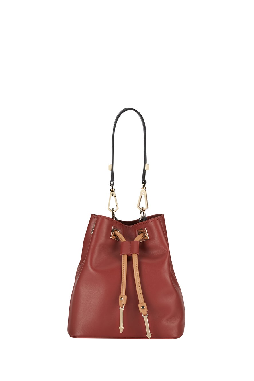 Fleur Small Bucket Bag