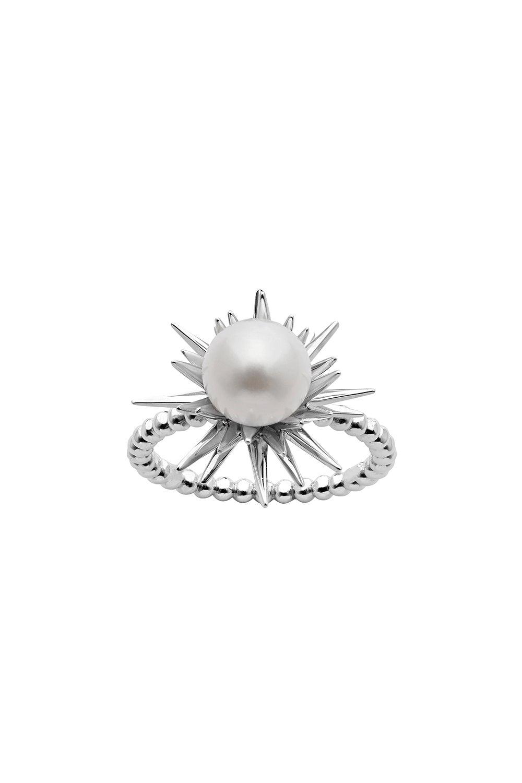 Forbidden Ring Silver