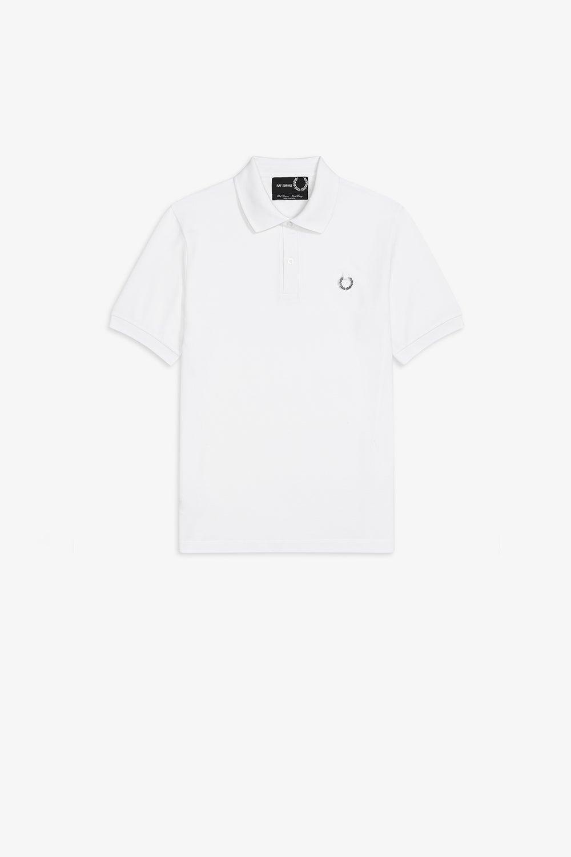 Fred Perry x Raf Simons Darted Piqué Shirt