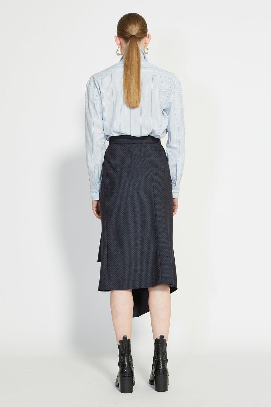 Galvanize Wrap Skirt