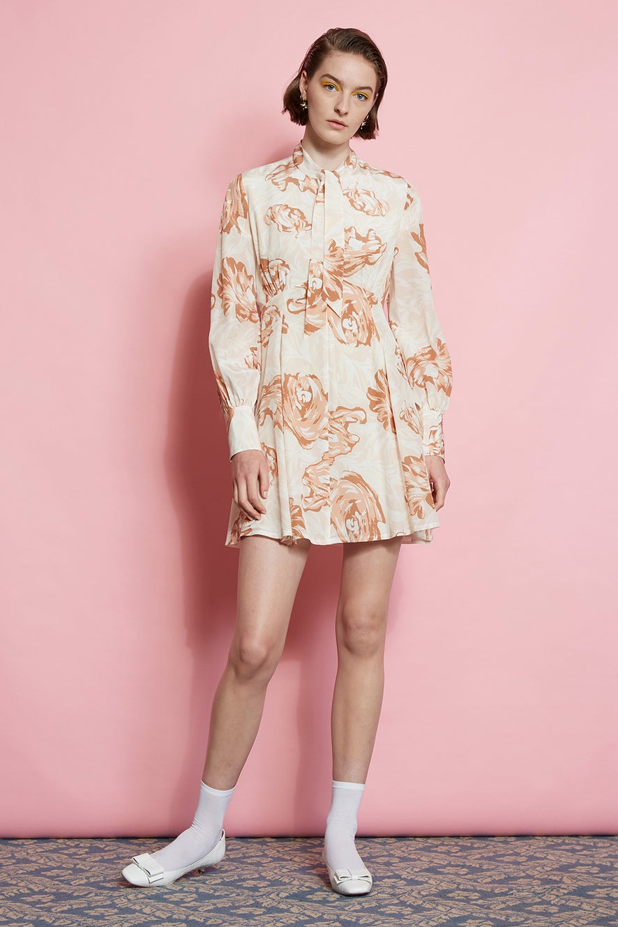 Gardenesque Dress