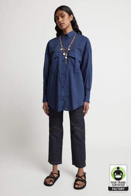Organic Cotton Gentleman Shirt
