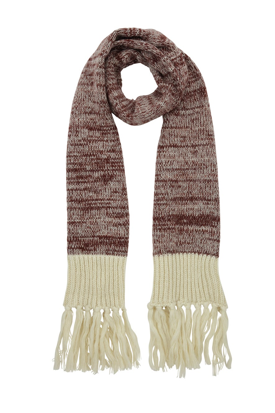George Knitted Scarf
