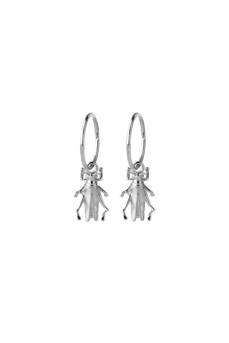Grasshopper Sleepers Silver