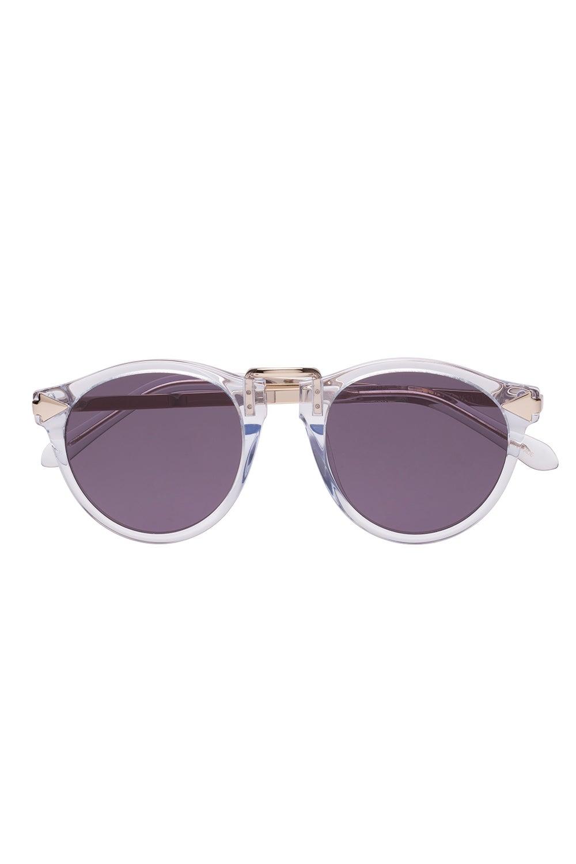 Hemingway Crystal Grey Clear