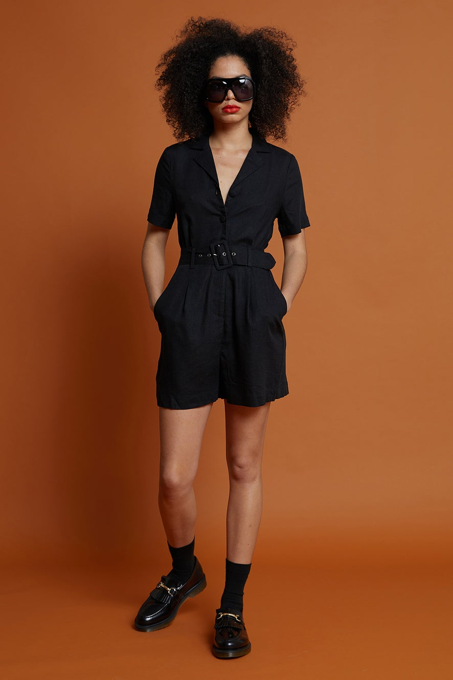 Hi There Bell Playsuit