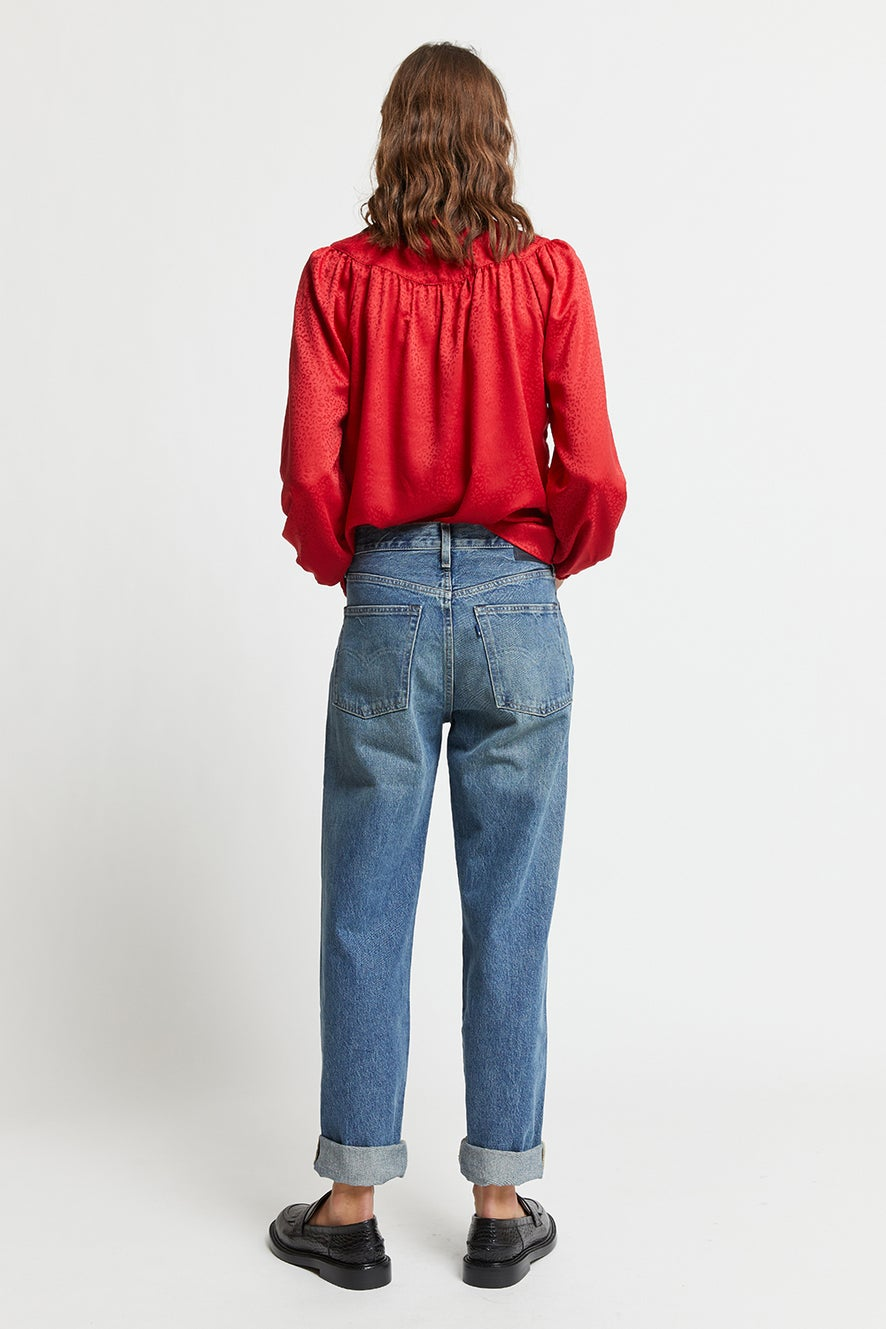 Hi There Bittersweet Blouse