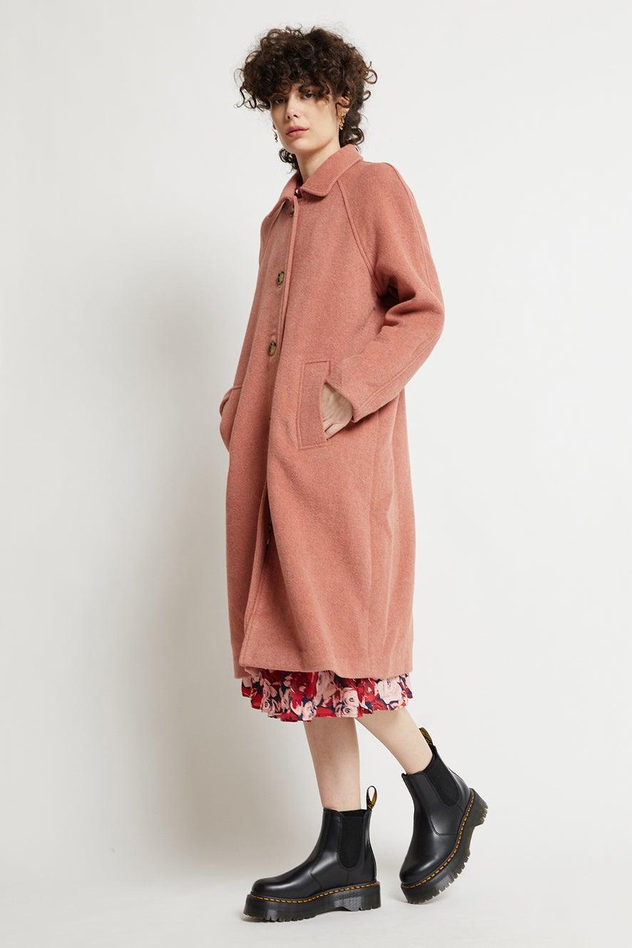 Hi There Grace Coat