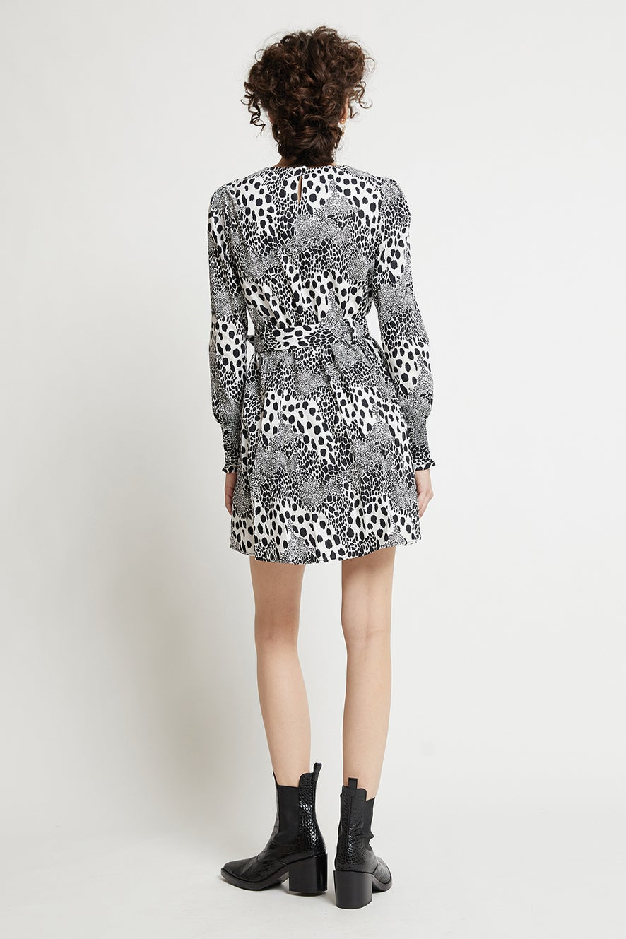 Hi There Mini Anita Dress