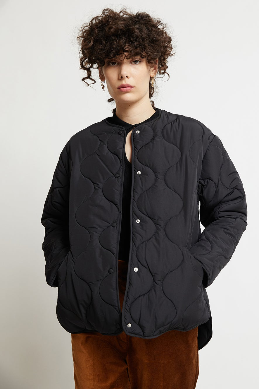 Hi There Quilted Jacket