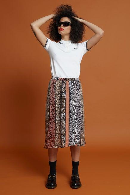 Hi There Wild Skirt