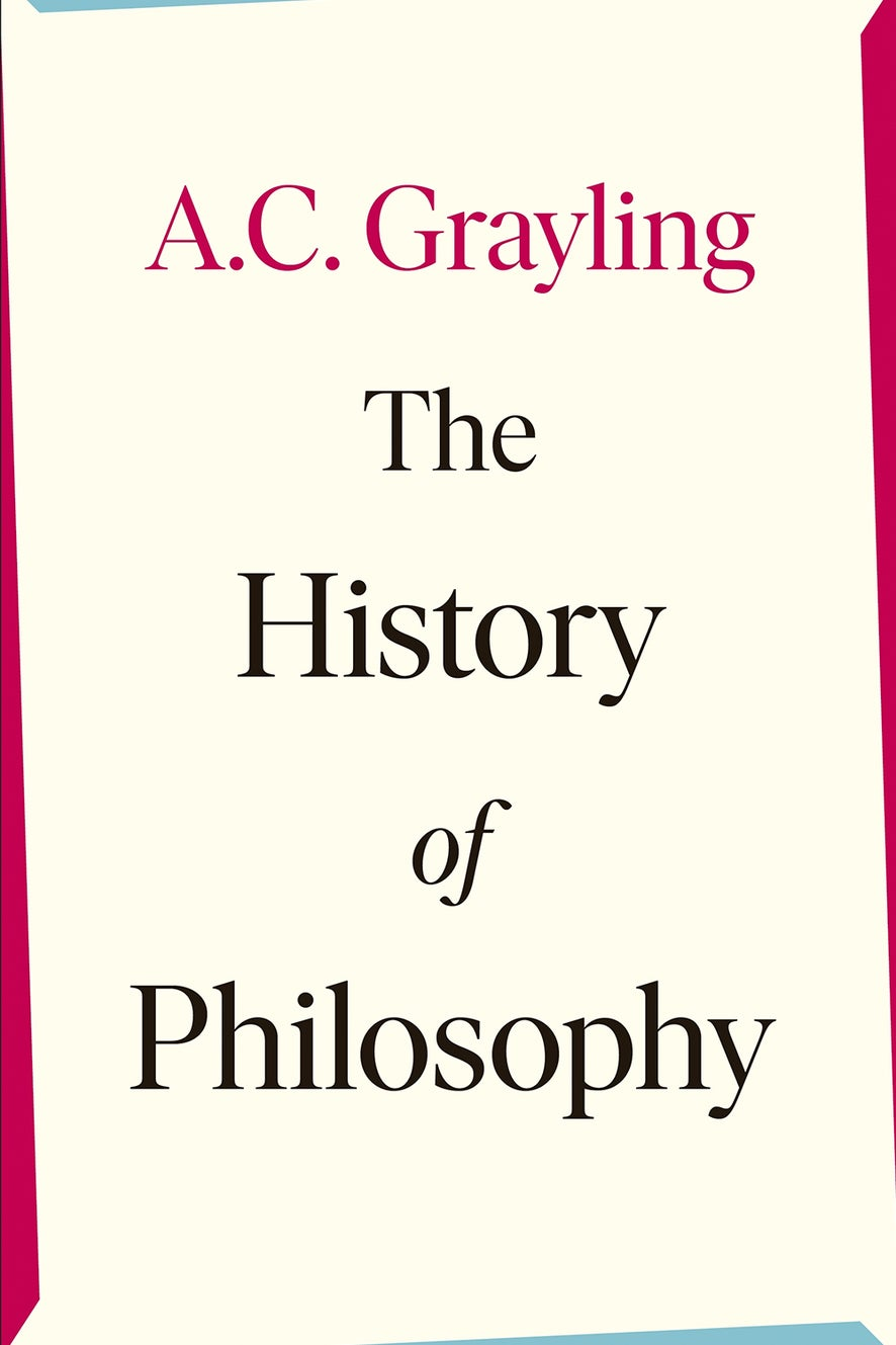History of Philosophy by A. C. Grayling