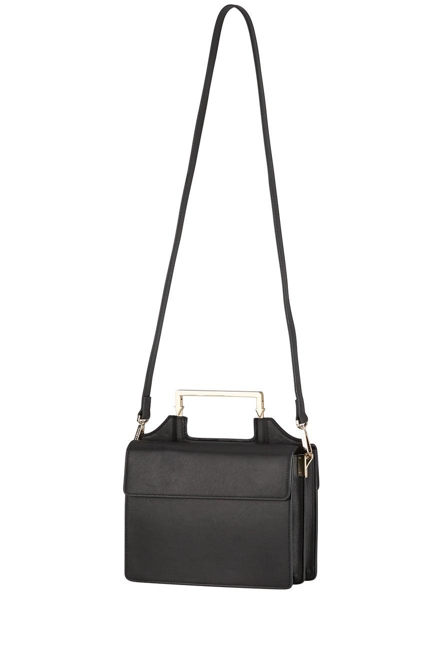 Joan Midi Top Handle Bag