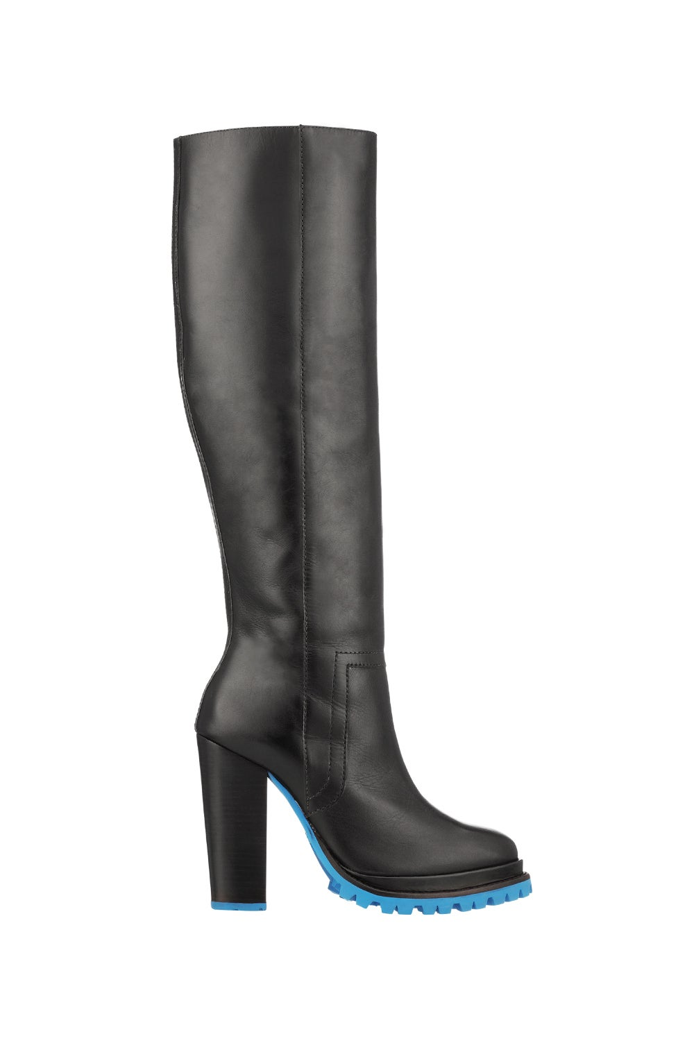Joanna Knee Boot Black