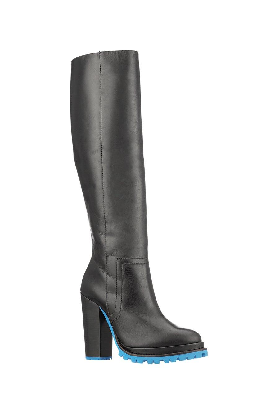 Joanna Knee Boot Black