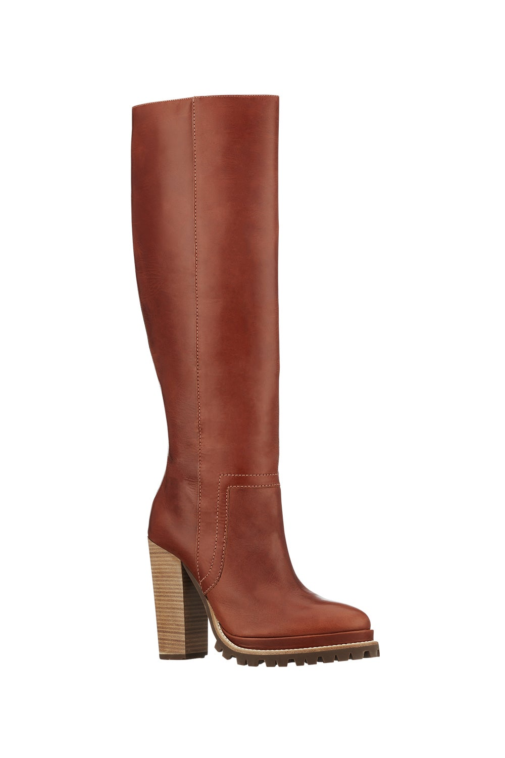 Joanna Knee Boot Tobacco