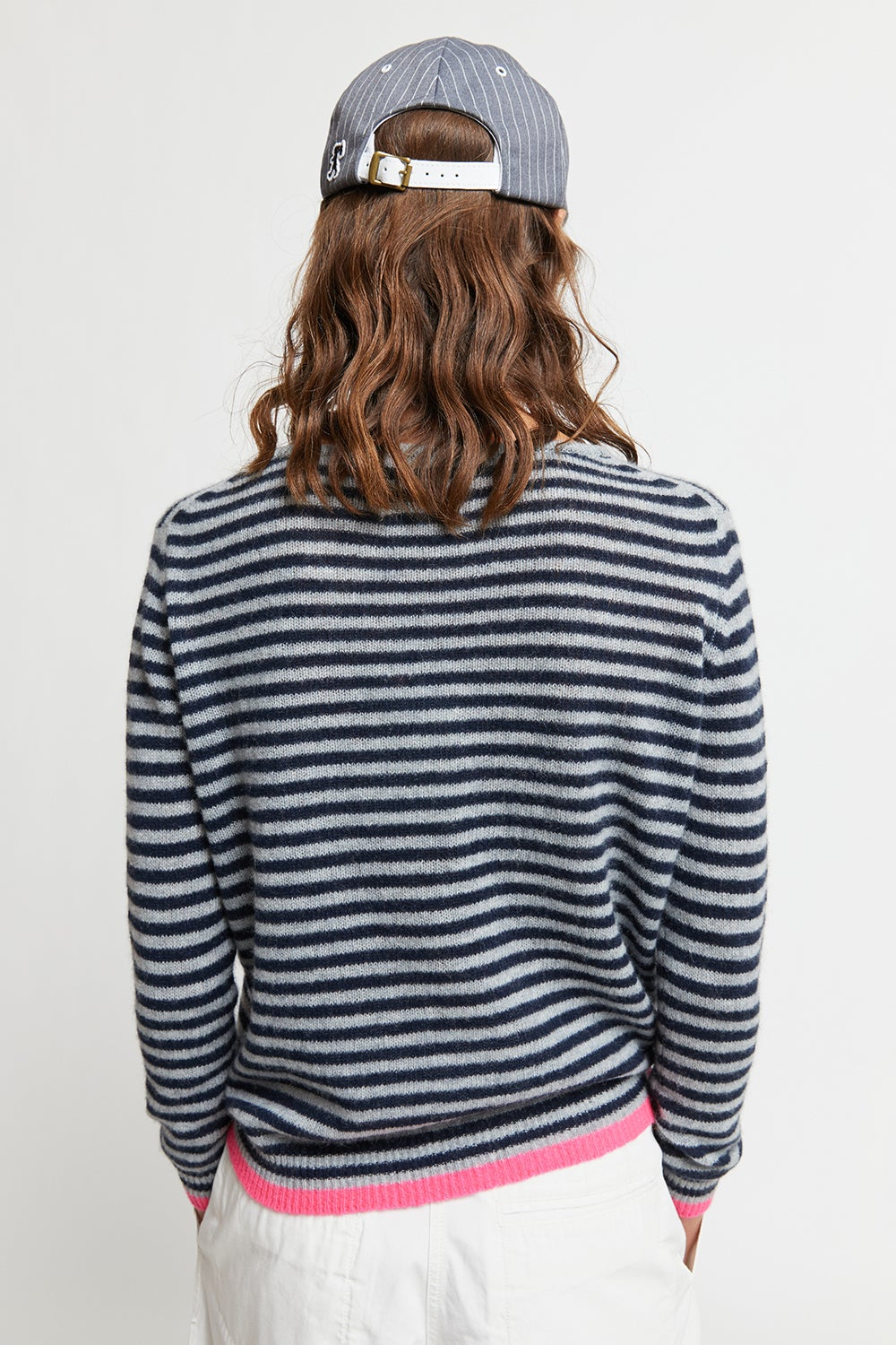 Jumper1234 Little Stripe Crew