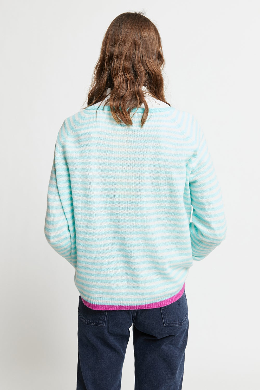 Jumper1234 Little Stripe Vee