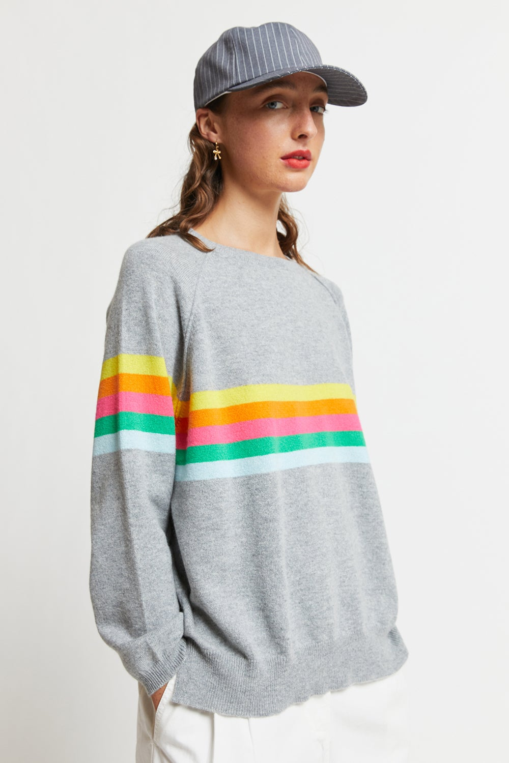 Jumper1234 Rainbow Sweat