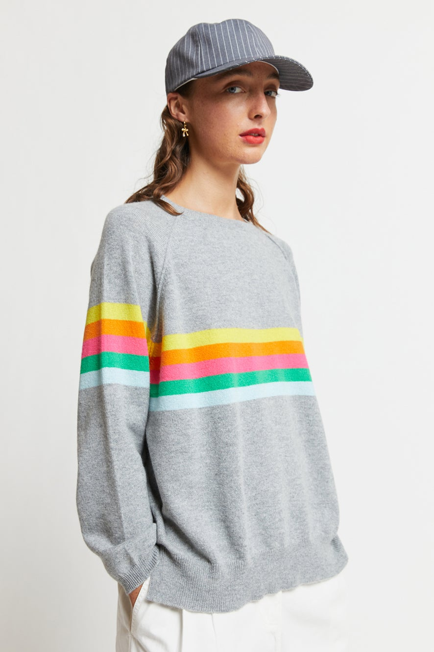 Jumper1234 Rainbow Sweat