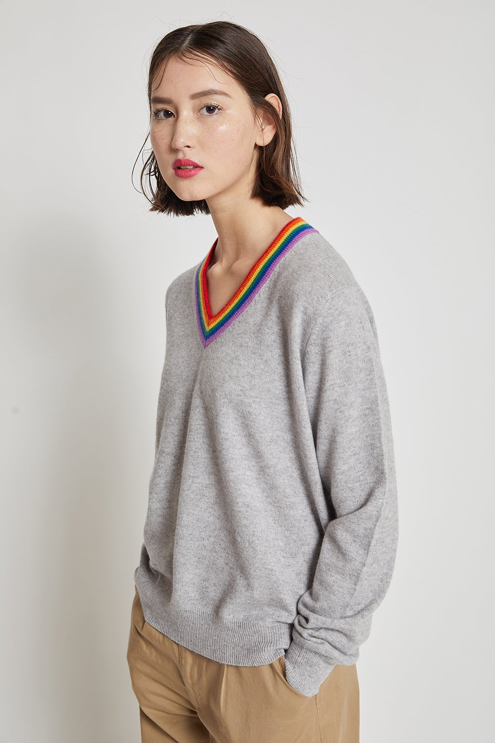 Jumper1234 Rainbow Vee
