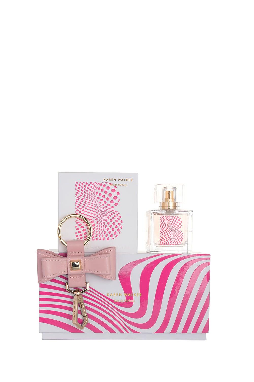 Karen Walker B 50ml with Pale Pink Leather Key Ring