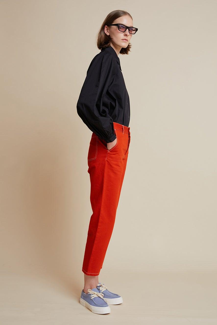 Kowtow Core Jeans Brick Denim