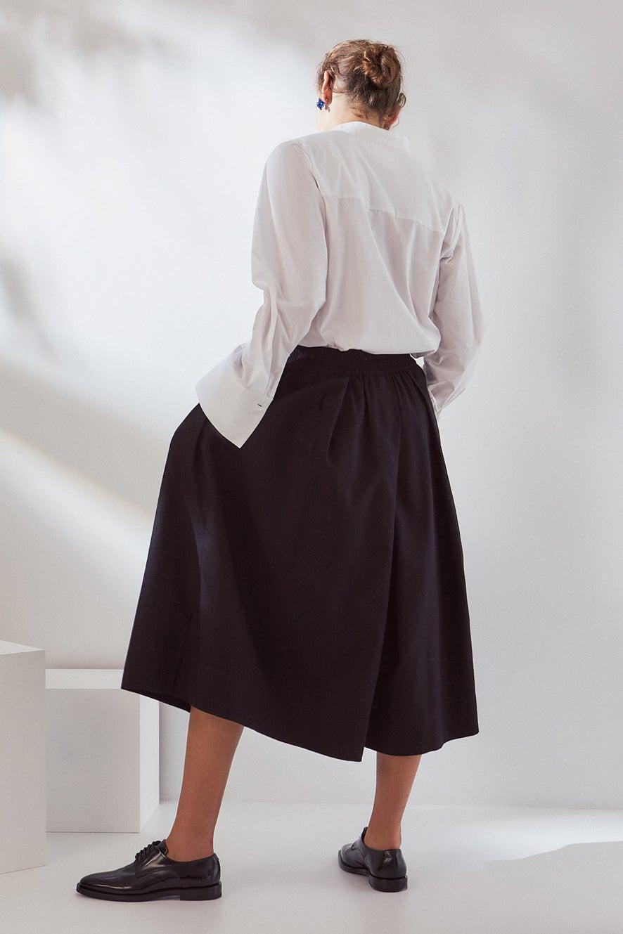 Kowtow Culottes Black
