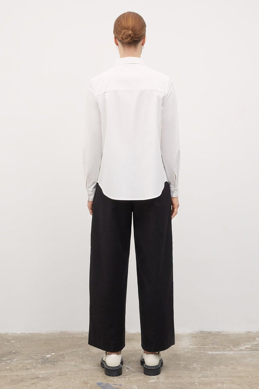 Kowtow Everyday Shirt White