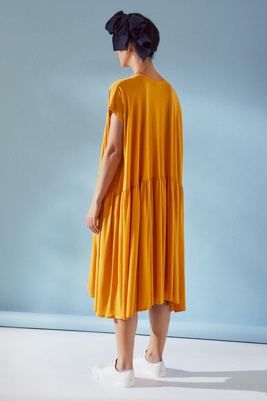 Kowtow Gather Dress